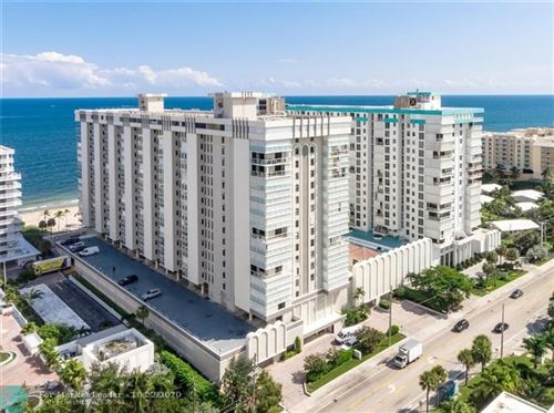 Photo of 1000 S Ocean Blvd #11k, Pompano Beach, FL 33062 (MLS # F10255034)