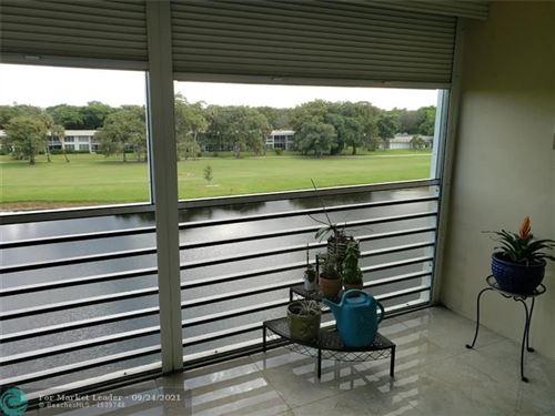Photo of 4030 W Palm Aire Dr #507, Pompano Beach, FL 33069 (MLS # F10302034)