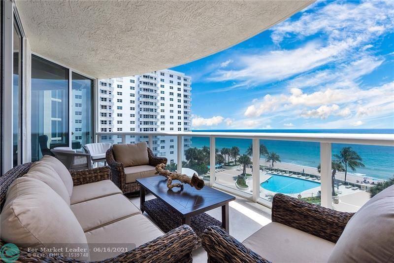 Photo of 4240 Galt Ocean Dr #705, Fort Lauderdale, FL 33308 (MLS # F10281034)