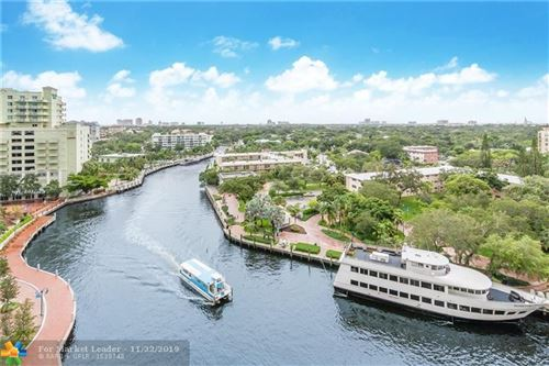 Photo of 411 N New River Dr E #1104, Fort Lauderdale, FL 33301 (MLS # F10162035)
