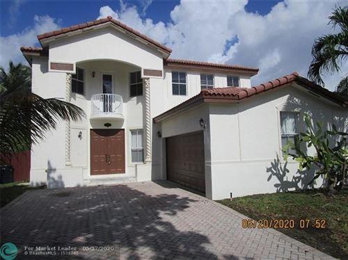 Photo of 1734 SW 151st Pl, Miami, FL 33185 (MLS # F10231035)