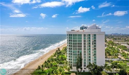 Photo of 1430 S Ocean Blvd #3A, Lauderdale By The Sea, FL 33062 (MLS # F10264035)
