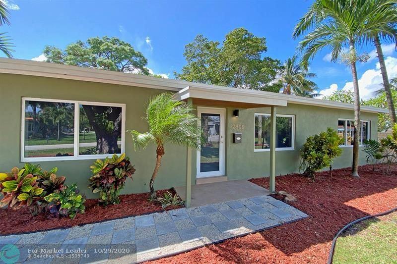 Photo of 2809 NE 1st Ave, Wilton Manors, FL 33334 (MLS # F10244035)