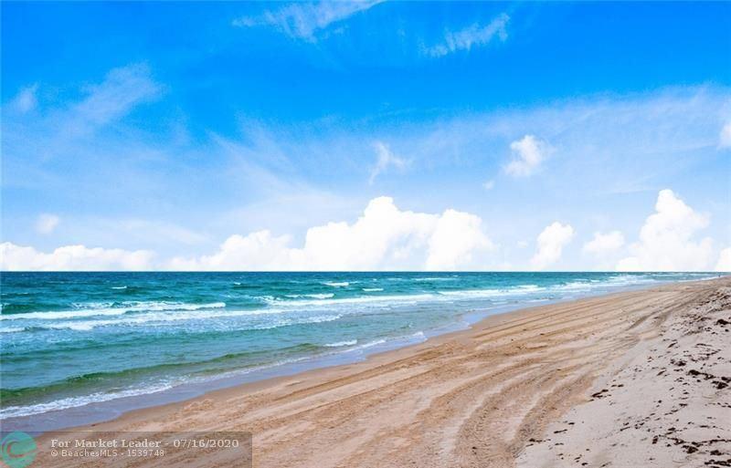 Photo of 1001 Hillsboro Mile, Hillsboro Beach, FL 33062 (MLS # F10233036)