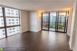 Photo of 3031 N Ocean Blvd #1502, Fort Lauderdale, FL 33308 (MLS # F10183037)