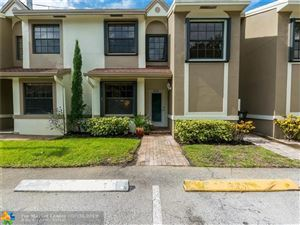 Photo of 252 City View Dr. #252, Fort Lauderdale, FL 33311 (MLS # F10185037)