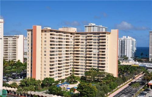 Foto de inmueble con direccion 3333 NE 34th St #1011 Fort Lauderdale FL 33308 con MLS F10255037