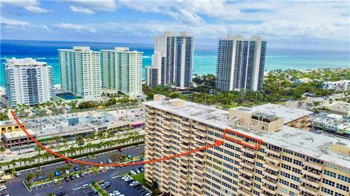 Photo of 3333 NE 34th St #1704, Fort Lauderdale, FL 33308 (MLS # F10274038)