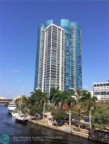 Photo of 333 LAS OLAS WAY #3209, Fort Lauderdale, FL 33301 (MLS # F10291038)
