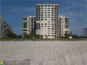 Photo of 1800 S OCEAN BLVD #1503, Pompano Beach, FL 33062 (MLS # F10173039)