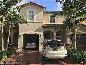 Photo of 1018 NE 208th St #1018, Miami, FL 33179 (MLS # F10177039)