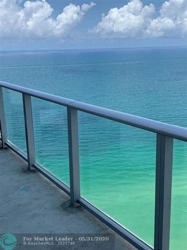 Foto de inmueble con direccion 4111 S Ocean Dr #UPH5-4105 Hollywood FL 33019 con MLS F10230039