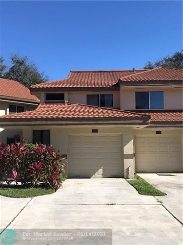 Photo of 940 NW 92nd Terrace #940, Plantation, FL 33324 (MLS # F10261039)