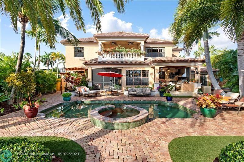 Photo of 526 Solar Isle Dr, Fort Lauderdale, FL 33301 (MLS # F10300039)