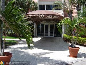 Photo of 120 LAKEVIEW DR #212, Weston, FL 33326 (MLS # F10174041)