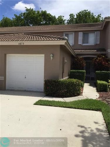 Photo of Listing MLS f10228041 in 4879 Pinemore Ln #4879 Lake Worth FL 33463