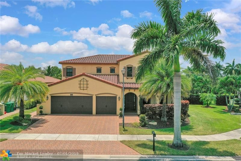 Photo for 4080 NW 88th Ter, Cooper City, FL 33024 (MLS # F10164042)