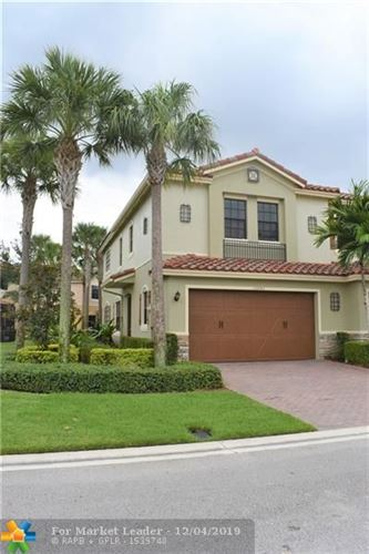 Photo of 10840 NW 73rd Ct #10840, Parkland, FL 33076 (MLS # F10206043)