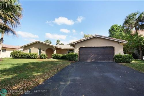 Photo of 8205 NW 15th Ct, Coral Springs, FL 33071 (MLS # F10224043)
