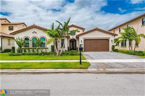 Photo of 9225 Meridian Dr West, Parkland, FL 33076 (MLS # F10198044)