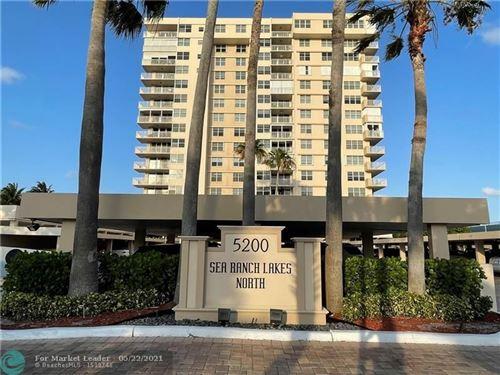 Photo of 5200 N Ocean Blvd #1401, Lauderdale By The Sea, FL 33308 (MLS # F10285044)