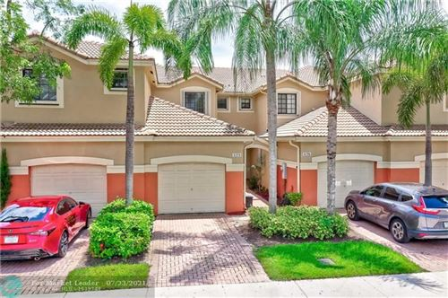 Photo of 4154 Forest Dr #4154, Weston, FL 33332 (MLS # F10294044)