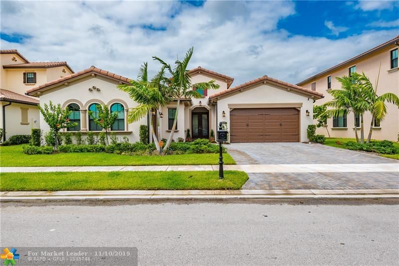 Photo for 9225 Meridian Dr West, Parkland, FL 33076 (MLS # F10198044)