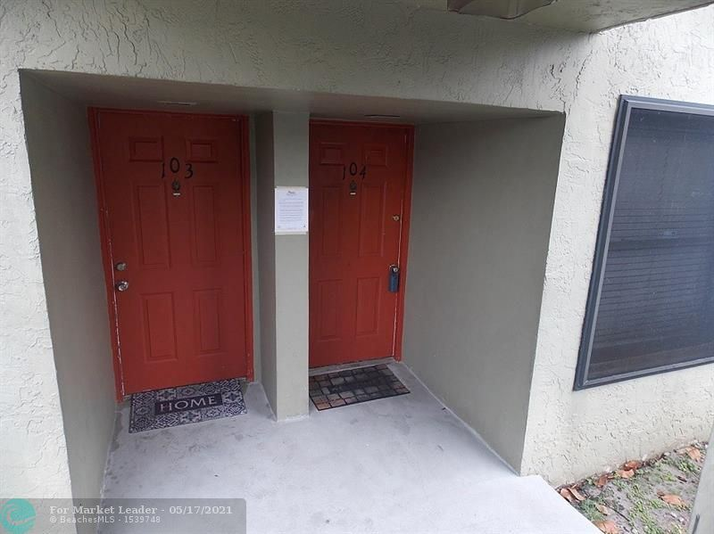 Photo of 218 Lake Pointe Dr #104, Oakland Park, FL 33309 (MLS # F10284044)