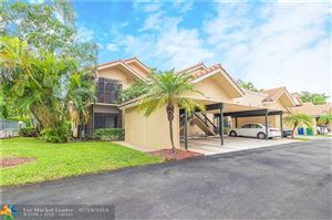 Photo of 8415 Shadow Ct #1, Coral Springs, FL 33071 (MLS # F10184045)