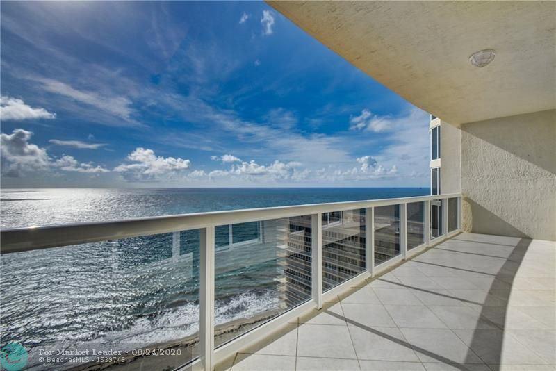 Photo of 4240 Galt Ocean Dr #2203, Fort Lauderdale, FL 33308 (MLS # F10241045)