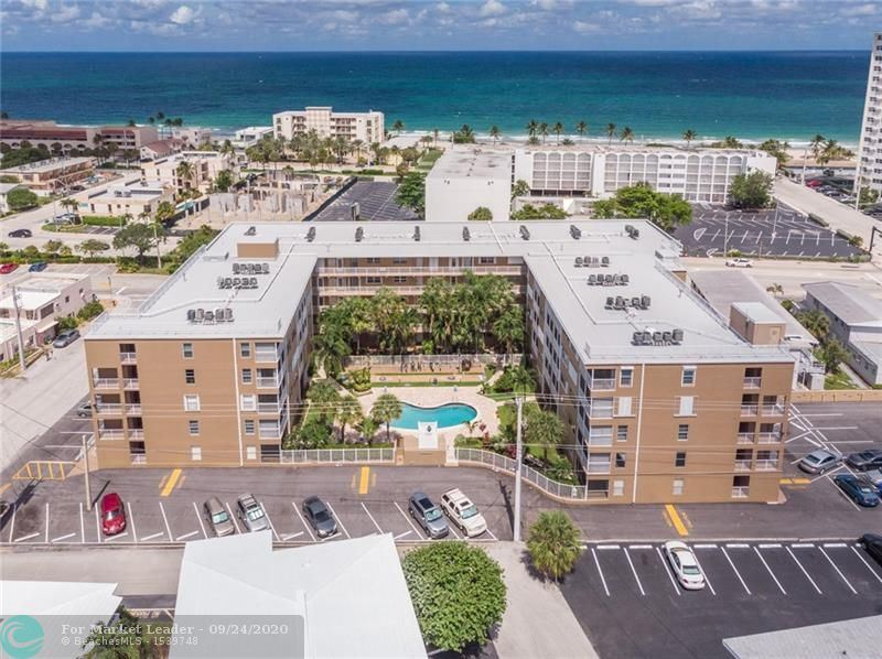 Photo of 4117 Bougainvilla Dr #311, Lauderdale By The Sea, FL 33308 (MLS # F10250046)