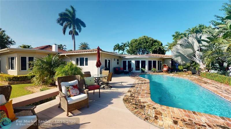 Photo of 32 Pelican Drive, Fort Lauderdale, FL 33301 (MLS # F10256046)