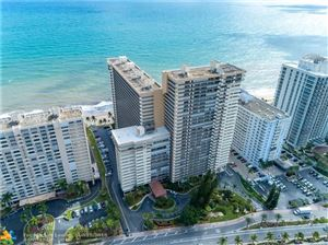 Photo of 4280 Galt Ocean Dr #17-G, Fort Lauderdale, FL 33308 (MLS # F10145047)