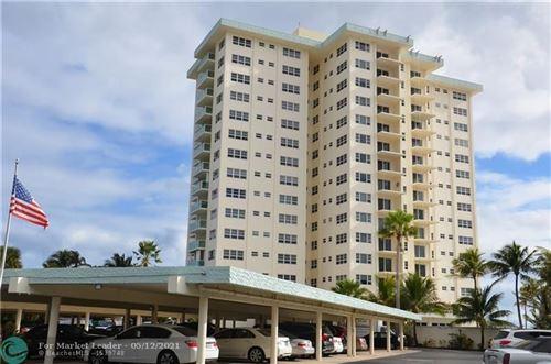 Photo of 6000 N Ocean Blvd #12C, Lauderdale By The Sea, FL 33308 (MLS # F10284048)