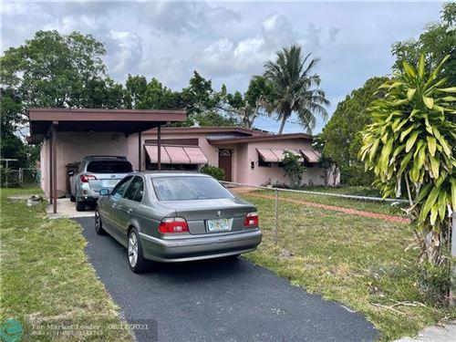 Photo of 851 NW 171st St, Miami, FL 33169 (MLS # F10297048)