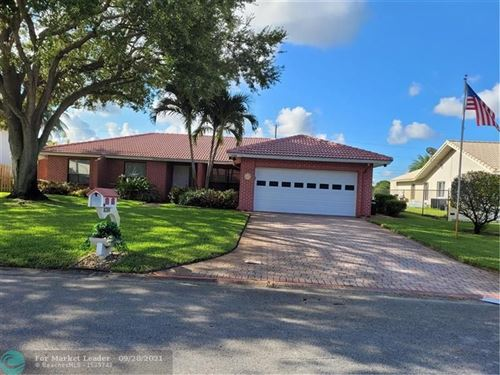 Photo of 8784 SW 1st Pl, Coral Springs, FL 33071 (MLS # F10301048)