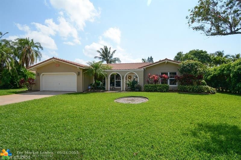 Photo for 10300 NW 17th St, Coral Springs, FL 33071 (MLS # F10176048)