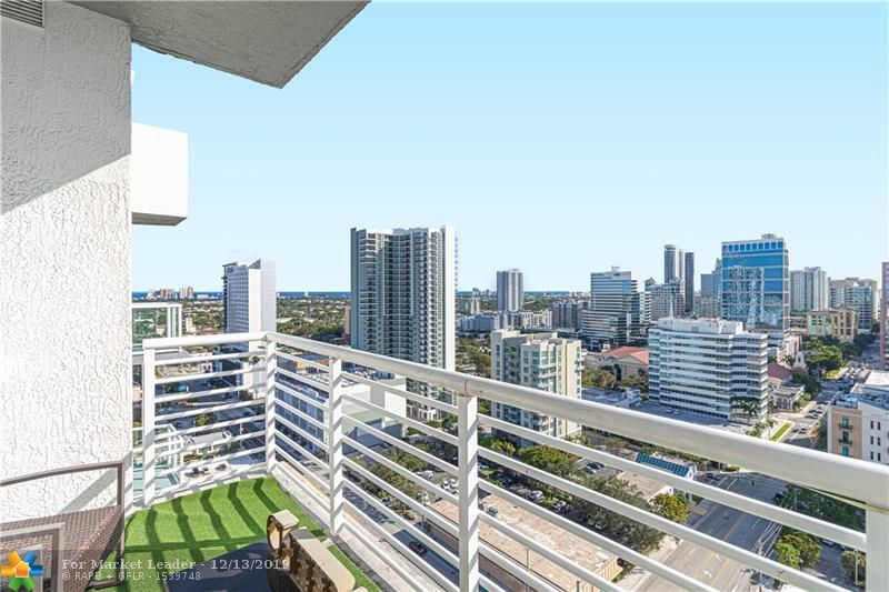 315 NE 3RD AVENUE #2105, Fort Lauderdale, FL 33301 - #: F10207048