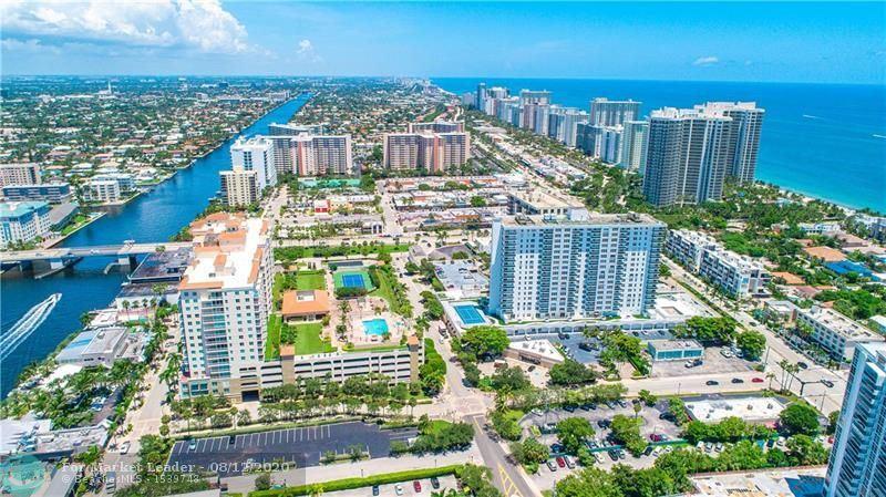Photo of 3020 NE 32nd Ave #607, Fort Lauderdale, FL 33308 (MLS # F10243048)