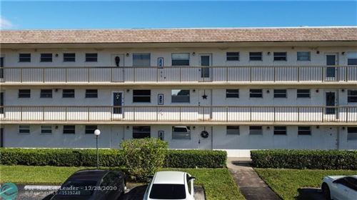 Photo of 1751 NW 75th Ave #105, Plantation, FL 33313 (MLS # F10264049)