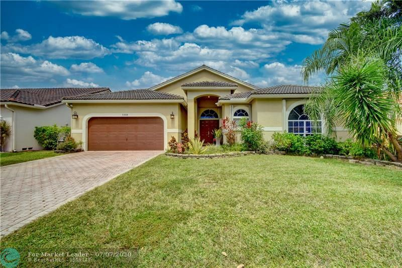 5308 NW 57 Way, Coral Springs, FL 33067 - #: F10236050