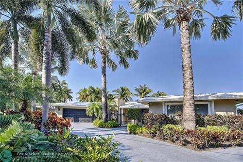 Photo of 2819 NE 29th St, Fort Lauderdale, FL 33306 (MLS # F10212051)