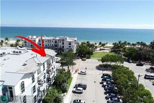 Photo of 4511 El Mar Dr #405, Lauderdale By The Sea, FL 33308 (MLS # F10262051)