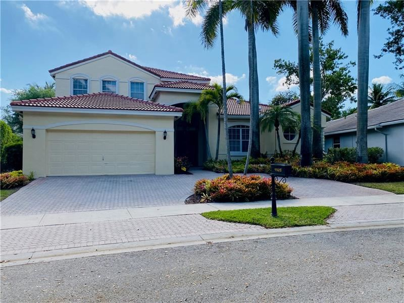 1525 Lantana Ct, Weston, FL 33326 - #: F10276051
