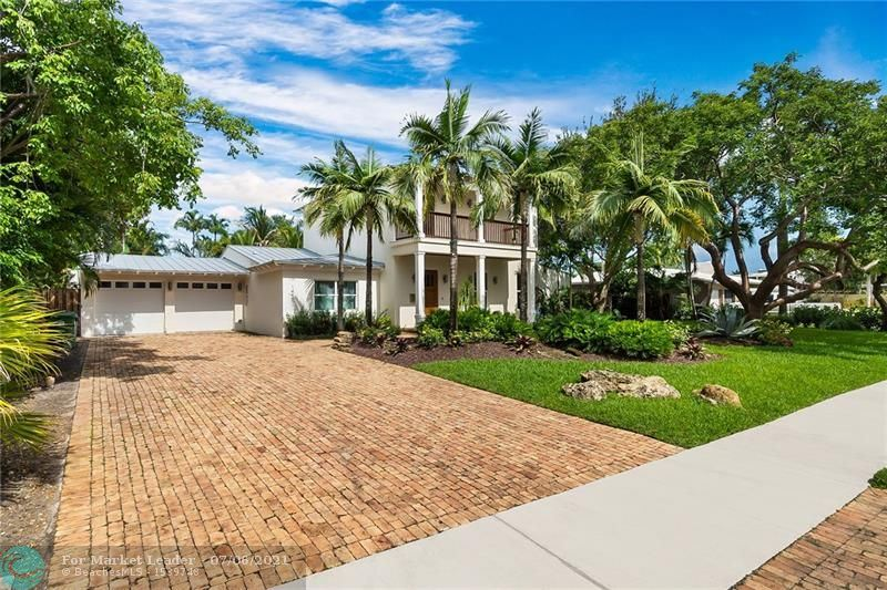 Photo of 1410 Middle River Dr, Fort Lauderdale, FL 33304 (MLS # F10287052)