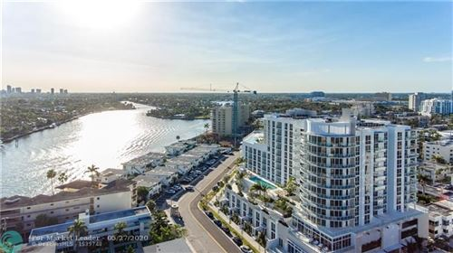 Photo of 401 N Birch Road #402, Fort Lauderdale, FL 33301 (MLS # F10231053)
