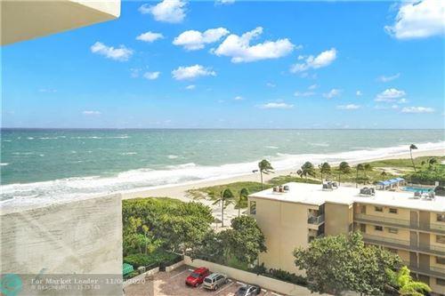Photo of 1900 S Ocean Blvd #8D, Lauderdale By The Sea, FL 33062 (MLS # F10257053)