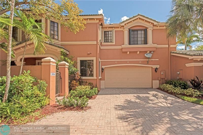 2806 Kinsington Cir #27-1, Weston, FL 33332 - #: F10244053