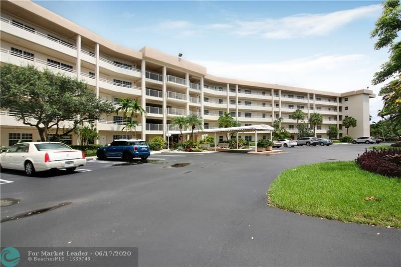 555 Oaks Ln #309, Pompano Beach, FL 33069 - MLS#: F10234054