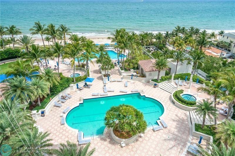 3100 N OCEAN Blvd #1010, Fort Lauderdale, FL 33308 - #: F10234055
